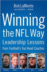 WINNING THE NFL WAY LEADERSHIP LESSONS FROM FOOTBALL TOP HEAD COACHES (PRODUTO USADO - MUITO BOM)