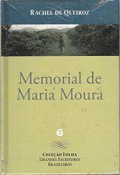 MEMORIAL DE MARIA MOURA (PRODUTO USADO - MUITO BOM)
