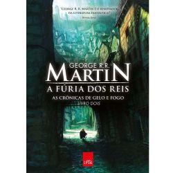 AS CRONICAS DE GELO E FOGO A FURIA DOS REIS VOL 2 (PRODUTO NOVO)
