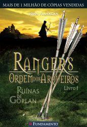 RANGERS ORDEM DOS ARQUEIROS VOL 1 RUINAS DE GORLAN (PRODUTO USADO - BOM)