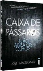 CAIXA DE PASSAROS NAO ABRA OS OLHOS (PRODUTO USADO - MUITO BOM)