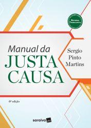 MANUAL DA JUSTA CAUSA (PRODUTO USADO - MUITO BOM)
