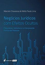 NEGOCIOS JURIDICOS COM EFEITOS OCULTOS (PRODUTO USADO - MUITO BOM)
