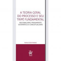 A TEORIA GERAL DO PROCESSO E SEU TRIPE FUNDAMENTAL (PRODUTO USADO - MUITO BOM)