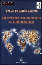 DIREITOS HUMANOS E CIDADANIA ACOMPANHA SUPLEMENTO DE TRABALHO (PRODUTO USADO - MUITO BOM)