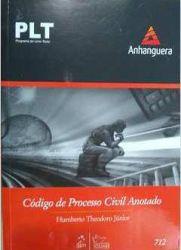 PLT CODIGO DE PROCESSO CIVIL ANOTADO - 543 (PRODUTO USADO - BOM)