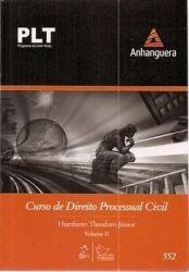 PLT - CURSO DE DIREITO PROCESSUAL CIVIL 552 (PRODUTO USADO - BOM)
