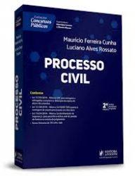 PROCESSO CIVIL COLEÇAO CONCURSOS PUBLICOS (PRODUTO NOVO)