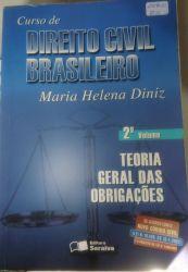 CURSO DE DIREITO CIVIL BRASILEIRO 2 TEORIA GERAL DAS OBRIGAÇOES (PRODUTO USADO - BOM)