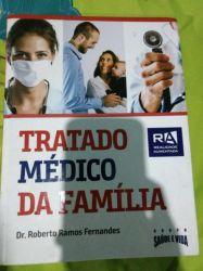 TRATADO MEDICO DA FAMILIA (PRODUTO USADO - MUITO BOM)