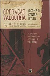 OPERAÇAO VALQUIRIA O COMPLO CONTRA HITLER (PRODUTO USADO - BOM)