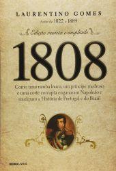 1808 EDIÇAO REVISTA E AMPLIADA (PRODUTO USADO - BOM)
