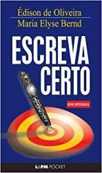ESCREVA CERTO (PRODUTO USADO - BOM)