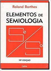 ELEMENTOS DE SEMIOLOGIA (PRODUTO USADO - BOM)