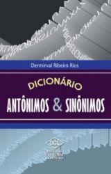 DICIONARIO ANTONIMOS E SINONIMOS (PRODUTO USADO - BOM)