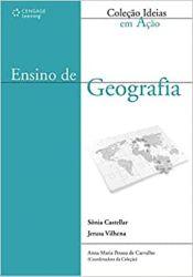 ENSINO DE GEOGRAFIA COLEÇAO IDEIAS EM AÇAO (PRODUTO USADO - BOM)