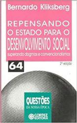 REPENSANDO O ESTADO PARA O DESENVOLVIMENTO SOCIAL (PRODUTO USADO - BOM)