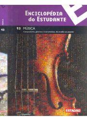ENCICLOPEDIA DO ESTUDANTE VOL 13 MUSICA (PRODUTO USADO - BOM)