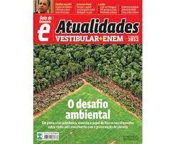 GUIA DO ESTUDANTE O DESAFIO AMBIENTAL (PRODUTO USADO - BOM)