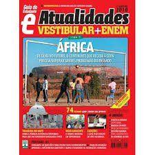 GUIA DO ESTUDANTE AFRICA 2010 VESTIBULAR + ENEM (PRODUTO USADO - BOM)