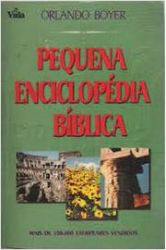 PEQUENA ENCICLOPEDIA BIBLICA (PRODUTO USADO - BOM)