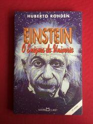 EINSTEIN O ENIGMA DO UNIVERSO EDIÇAO ILUSTRADA (PRODUTO USADO - MUITO BOM)