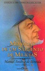 MEMORIAS DE UM SARGENTO DE MILICIAS TEXTO INTEGRAL (PRODUTO USADO - MUITO BOM)
