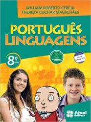 PORTUGUES LINGUAGENS 8º ANO (PRODUTO USADO - BOM)