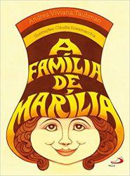 A FAMILIA DE MARILIA (PRODUTO USADO - MUITO BOM)
