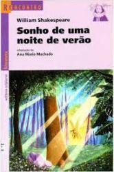 SONHO DE UMA NOITE DE VERAO SERIE REENCONTRO (PRODUTO USADO - MUITO BOM)