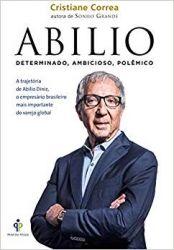 ABILIO DETERMINADO AMBISIOSO POLEMICO (PRODUTO USADO - BOM)