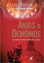 ANJOS E DEMONIOS A PRIMEIRA AVENTURA DE ROBERT LANGDON (PRODUTO USADO - BOM)