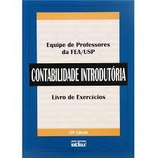 CONTABILIDADE INTRODUTORIA LIVRO DE EXERCICIOS (PRODUTO USADO - BOM)