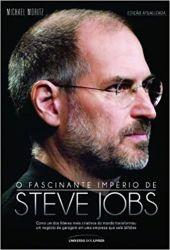O FASCINANTE IMPERIO DE STEVE JOBS (PRODUTO USADO - MUITO BOM)