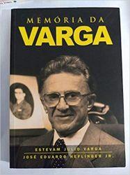 MEMORIA DA VARGA VOLUME 1 (PRODUTO USADO - MUITO BOM)