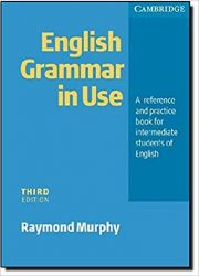 ENGLISH GRAMMAR IN USE - A REFERENCE AND PRACTICE BOOK FOR INTERMEDIATE STUDENTS OF ENGLISH (PRODUTO USADO - MUITO BOM)