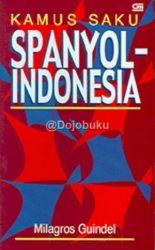 KAMUS SAKU SPANYOL INDONESIA (PRODUTO USADO - BOM)
