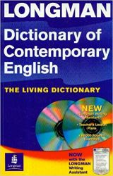 LONGMAN DICTIONARY OF CONTEMPORARY ENGLISH SEM CD (PRODUTO USADO - BOM)