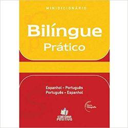 MINIDICIONARIO BILINGUE PRATICO ESPANHOL PORTUGUES (PRODUTO USADO - BOM)