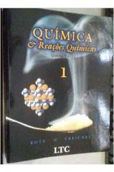 QUIMICA E REAÇOES QUIMICAS VOLUME 1 (PRODUTO USADO - MUITO BOM)