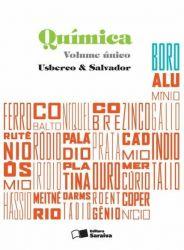 QUIMICA VOLUME UNICO USBERCO E SALVADOR (PRODUTO USADO - MUITO BOM)