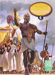 HISTORIA SOCIEDADE E CIDADANIA 5º SERIE 6º ANO (PRODUTO USADO - MUITO BOM)