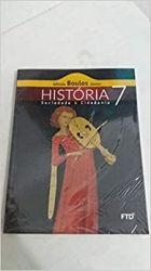 HISTORIA SOCIEDADE E CIDADANIA 6º SERIE 7º ANO (PRODUTO USADO - MUITO BOM)