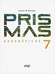 PRISMAS GEOGRAFICOS 6º SERIE 7º ANO (PRODUTO USADO - BOM)