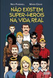 HQ NAO EXISTEM SUPER HEROIS NA VIDA REAL (PRODUTO USADO - MUITO BOM)