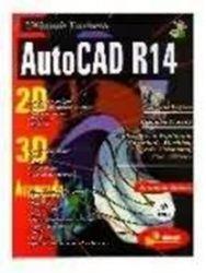 UTILIZANDO TOTALMENTE AUTOCAD R14 (PRODUTO USADO - BOM)