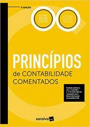 PRINCIPIOS DE CONTABILIDADE COMENTADOS (PRODUTO USADO - MUITO BOM)