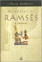 MEMORIAS DE RAMSES O GRANDE (PRODUTO USADO - MUITO BOM)