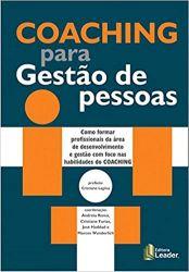 COACHING PARA GESTAO DE PESSOAS (PRODUTO USADO - MUITO BOM)