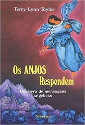 OS ANJOS RESPONDEM (PRODUTO USADO - BOM)